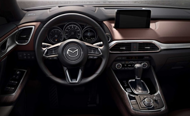 2020 mazda cx-9 interior   the cars magz