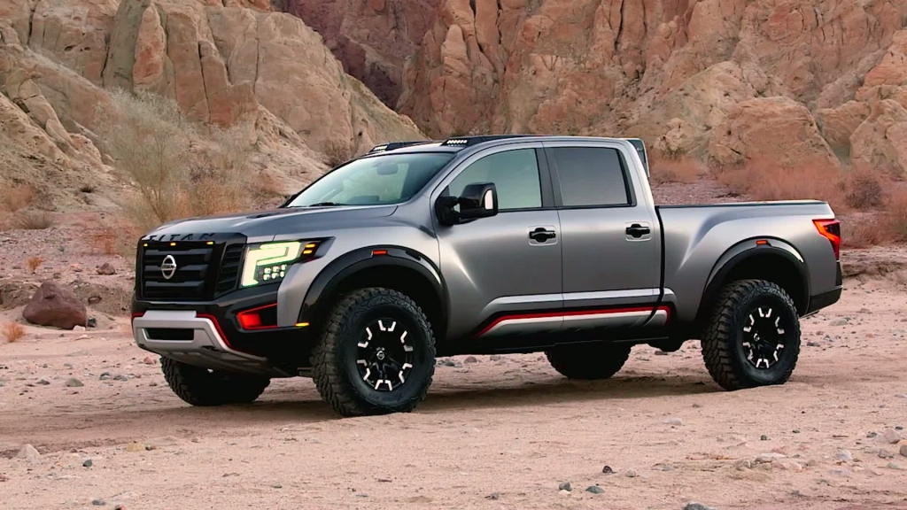 2021 Nissan Titan Warrior Design Price And Release Date