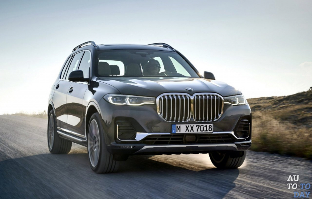 2021 BMW X7 Exterior | The Cars Magz