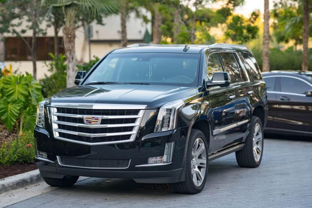 2021 Cadillac Escalade Spy Photos | The Cars Magz