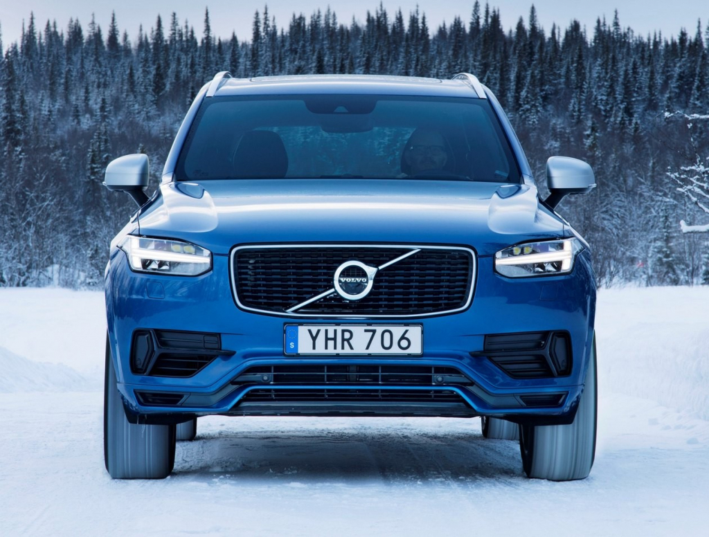 2021 volvo xc90 spy photos  the cars magz