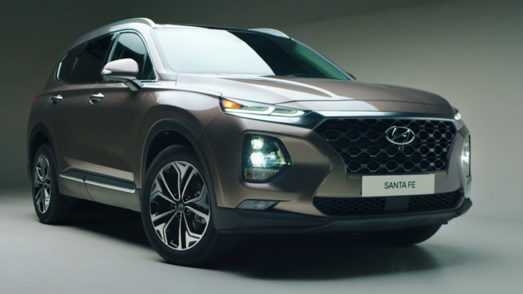 2021 Hyundai Santa Fe Pictures