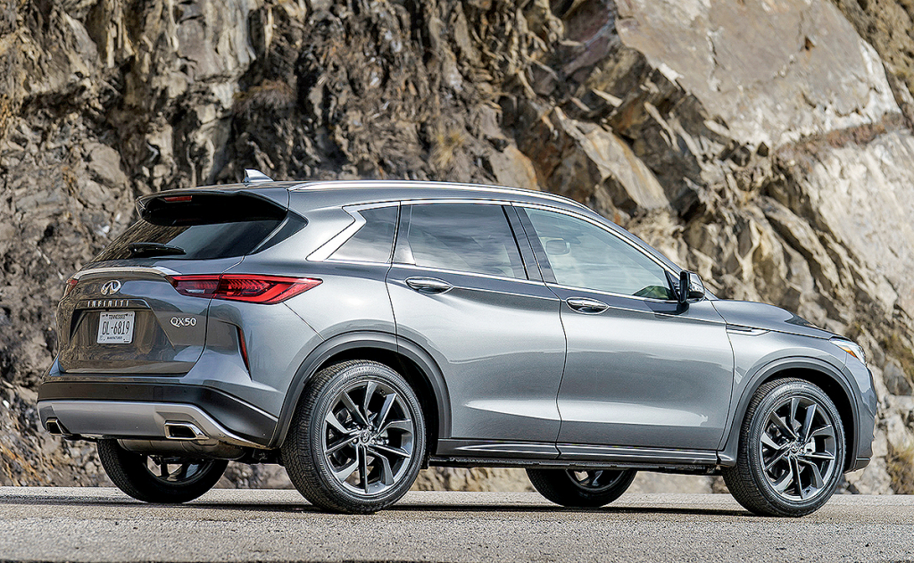 2021 infiniti qx70 images | the cars magz