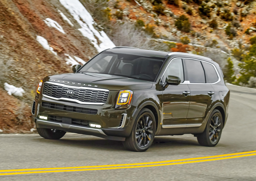 2021 Kia Telluride Pictures | The Cars Magz