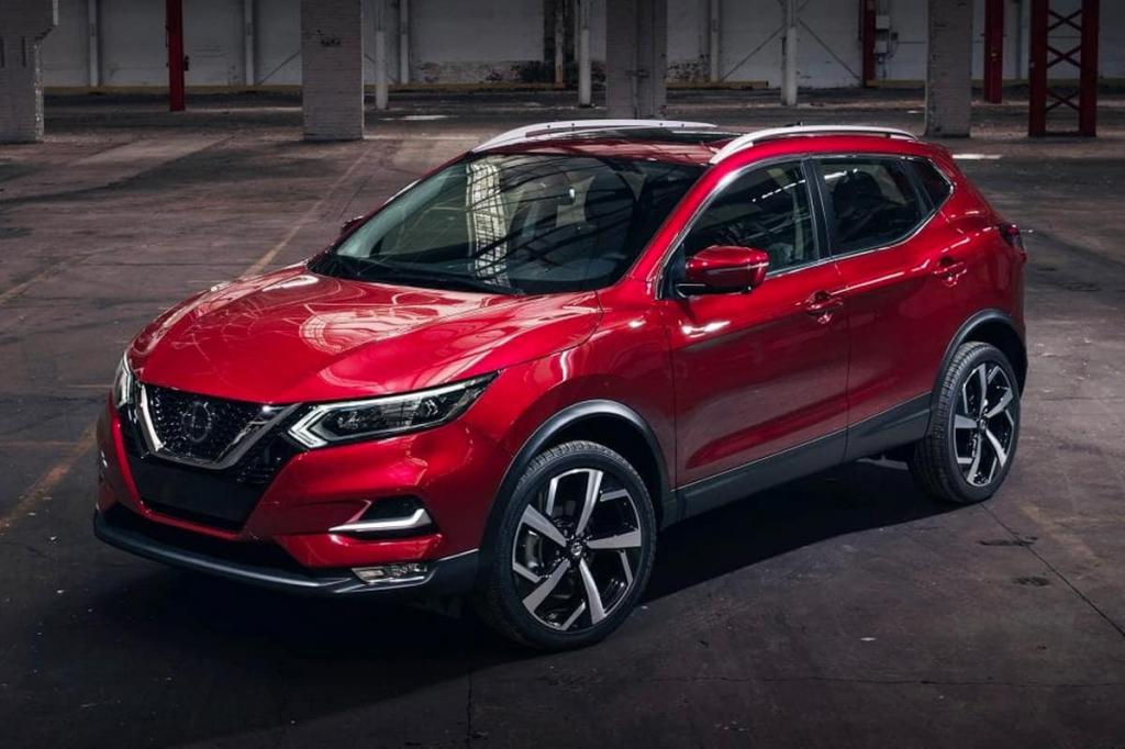 2021 Nissan Rogue Concept