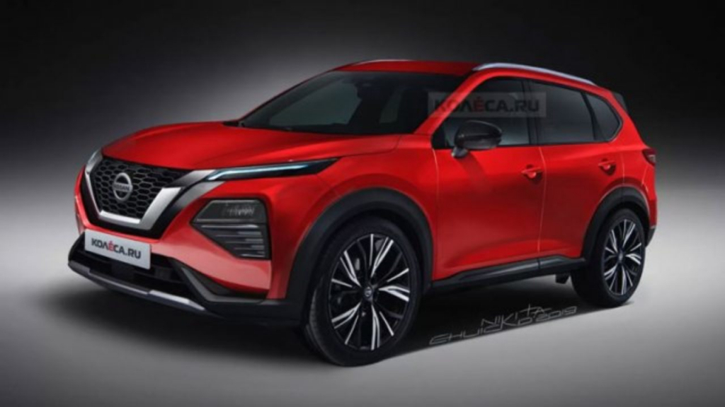 2021 nissan rogue concept  the cars magz