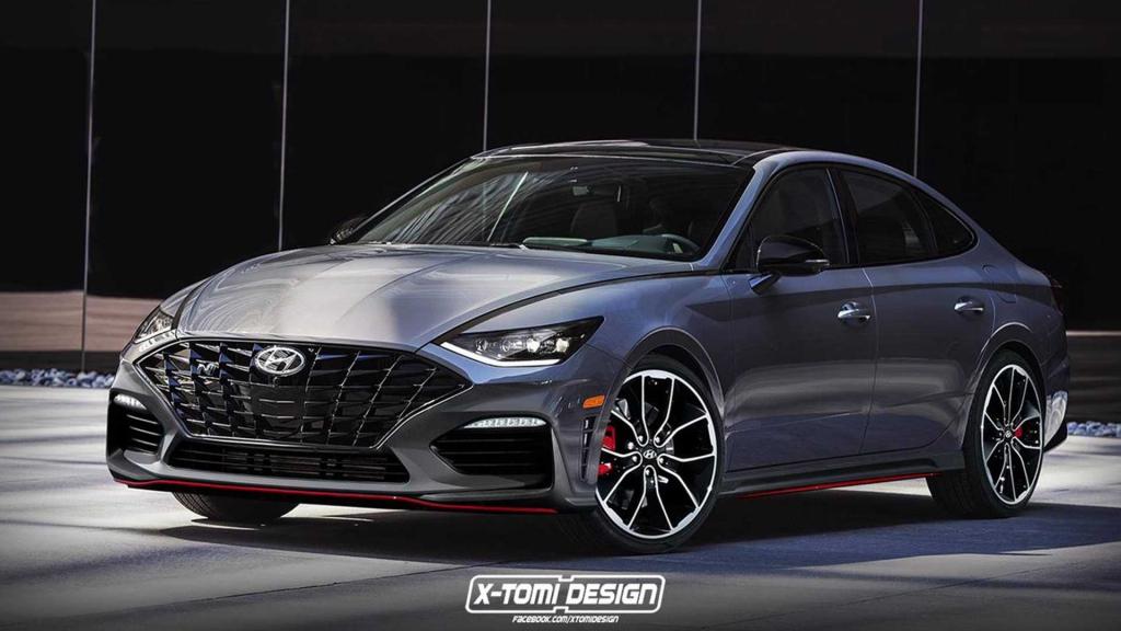 2021 Hyundai Sonata Concept