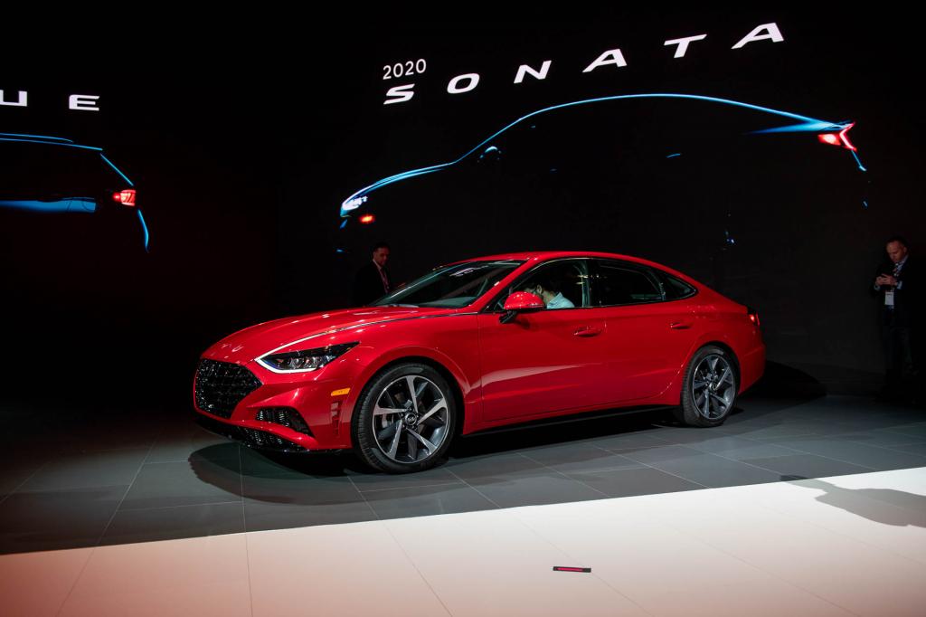 2021 Hyundai Sonata Wallpapers