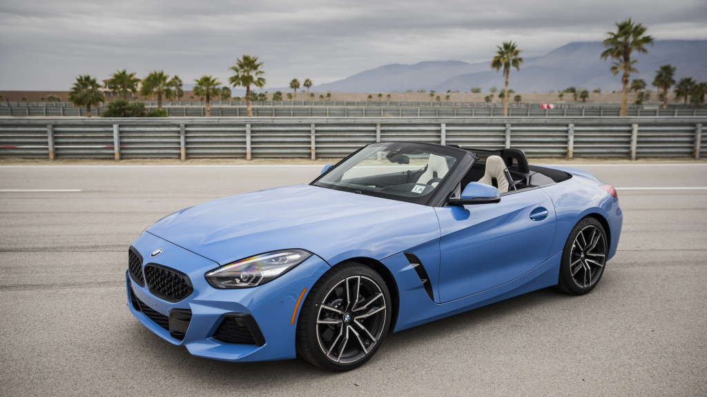2021 bmw z4 m40i wallpapers  the cars magz
